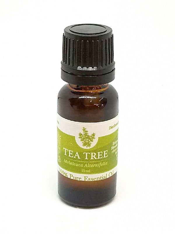 TEA TREE Essential Oil - Antibacterial Antimicrobial Antiseptic Antiviral Aromatherapy