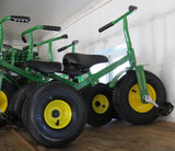 AMISH TRICYCLE Heavy Duty Air Tires & Fully Adjustable Seat