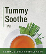 TUMMY SOOTHE TEA - Soothing Upset Stomach & Healthy Digestion Blend
