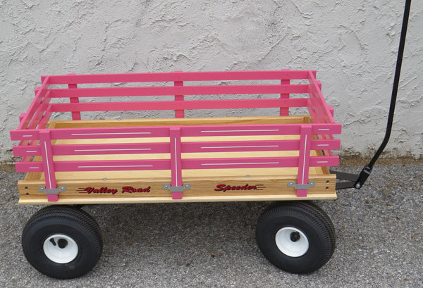Classic Wagon 36 Quot Choice Of Color And Wood Or Poly Bed