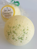 LemonGrass BATH BOMB All Natural Handmade Luxurious Spa Experience