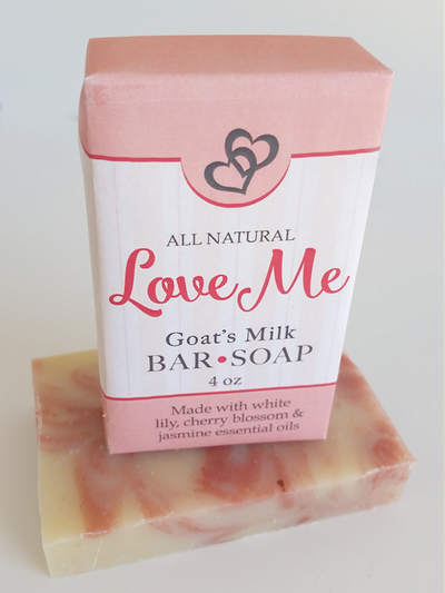 SHARE the LOVE 3 Pack ~ Natural Handmade Bar Soap Lotion & Bath Bomb
