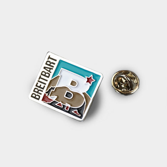 Breitbart California Pin