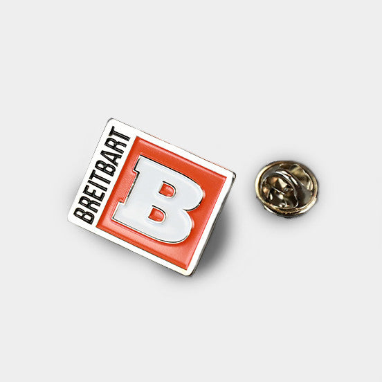 Complete Breitbart Pin Set (7)