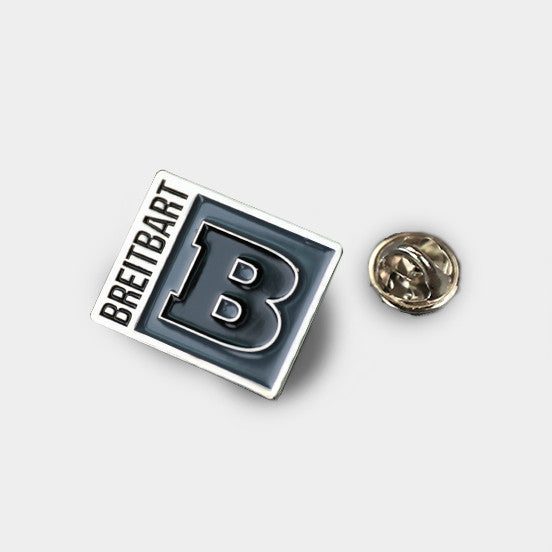 Breitbart Tech Pin