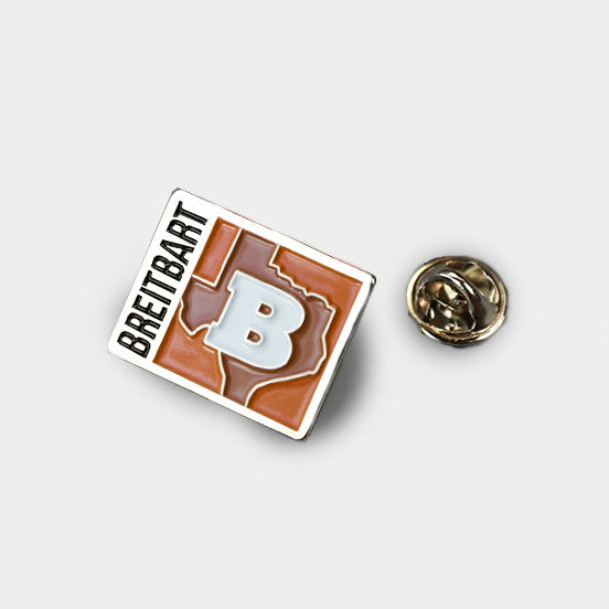 Breitbart Texas Pin