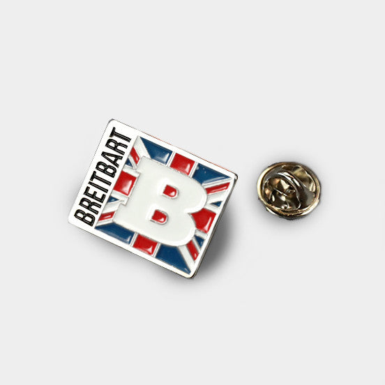 Breitbart London Pin