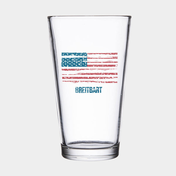 Patriot Pint Glass