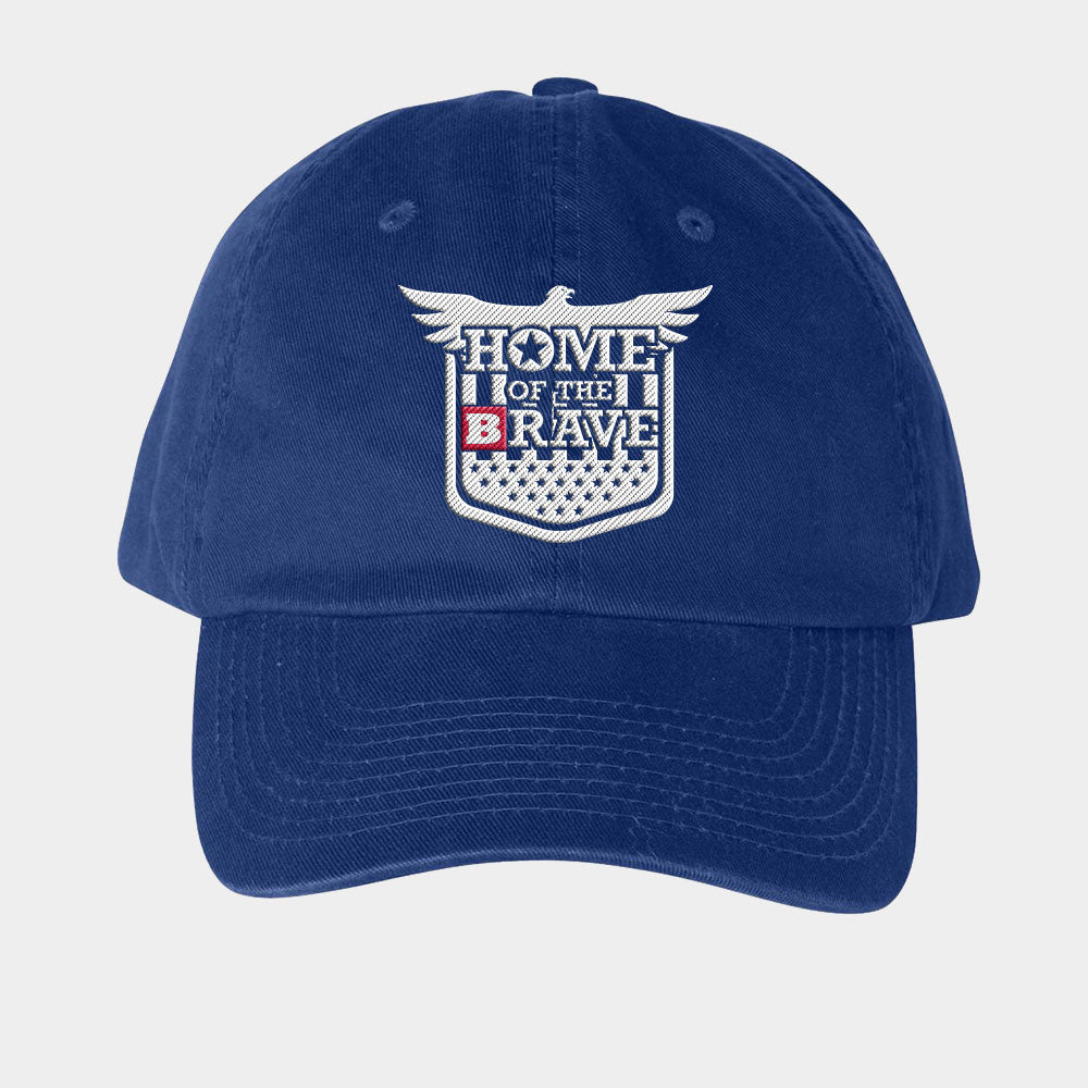 Home of the Brave Blue Hat