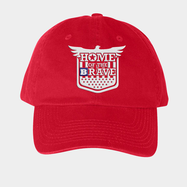 Home of the Brave Red Hat