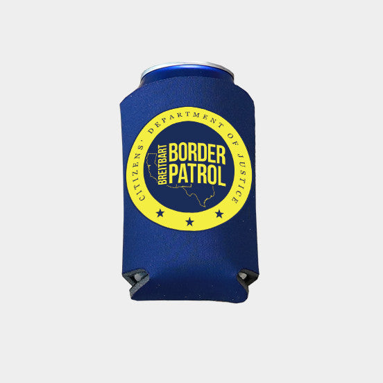 Breitbart Border Patrol Can Cooler