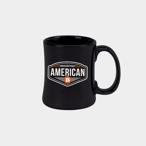 Unapologetically American Mug Cup