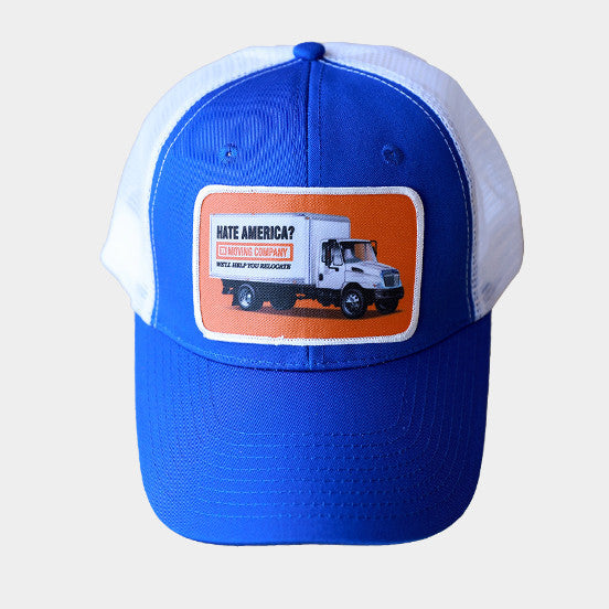 Breitbart Moving Company Hat