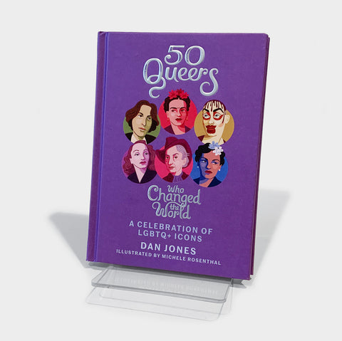 The Library Store 50 Queers Who Changed the World