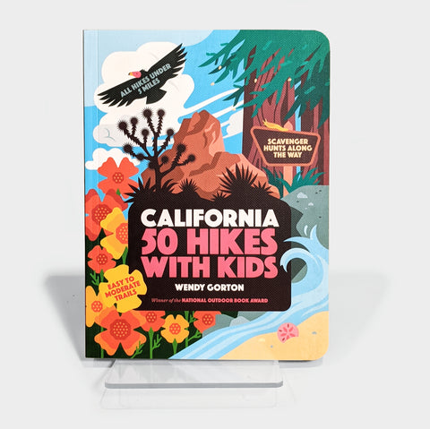 The Library Store 50 Hikes With Kids - California