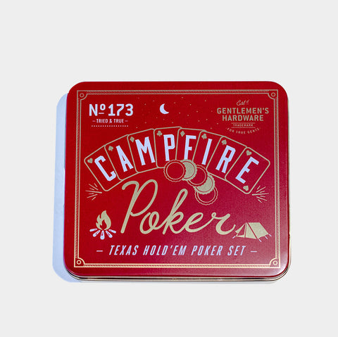The Library Store Campfire Poker