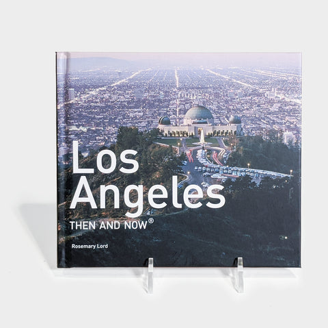 The Library Store Los Angeles Then and Now Mini Hardback