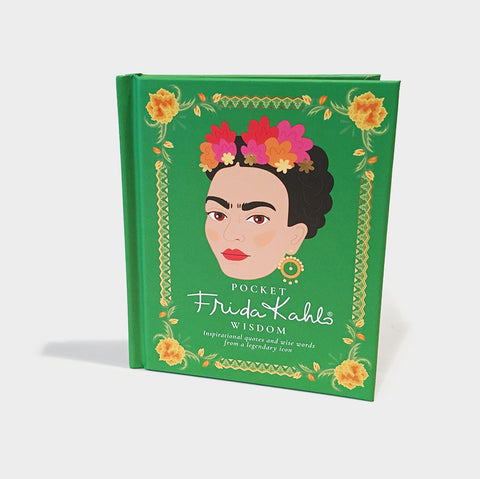 The Library Store Pocket Frida Kahlo Wisdom