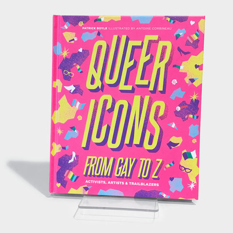 The Library Store Queer Icons From Gay to Z