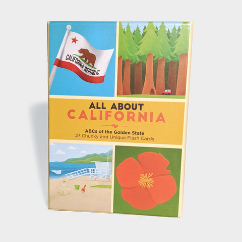 The Library Store All About California Flashcards