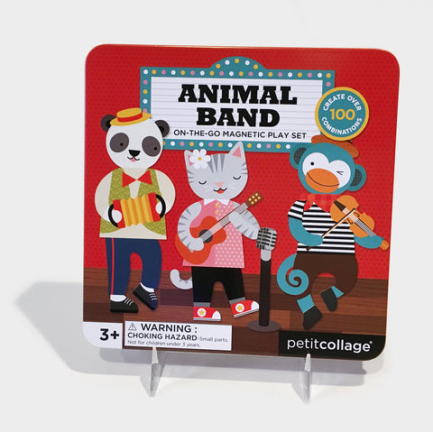 The Library Store Animal Band On-the-Go