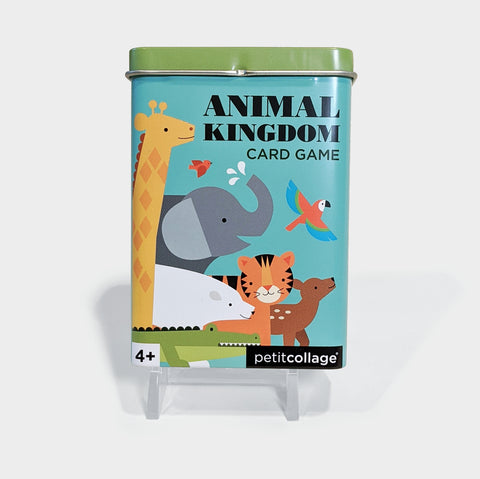 The Library Store Animal Kingdom Card Games on the Go