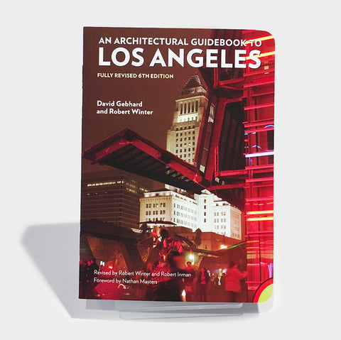 The Library Store An Architectural Guidebook to Los Angeles