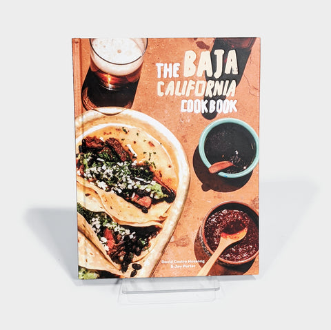 The Library Store The Baja California Cookbook