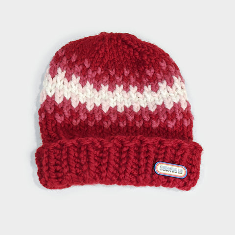 The Library Store Chunky Hand-Knit Beanies