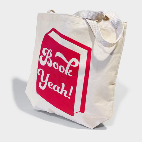 The Library Store Book Yeah! Tote