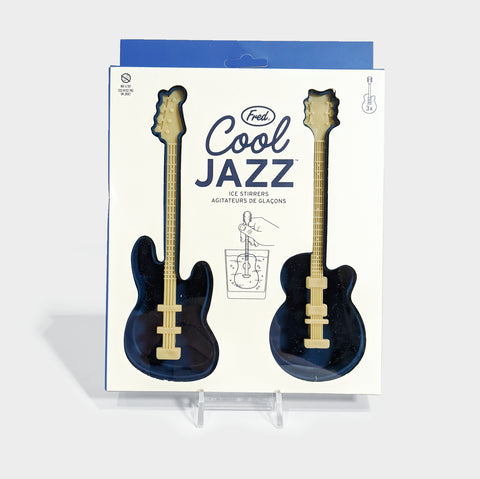 The Library Store Cool Jazz Ice Stirrers