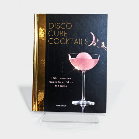 The Library Store Disco Cube Cocktails