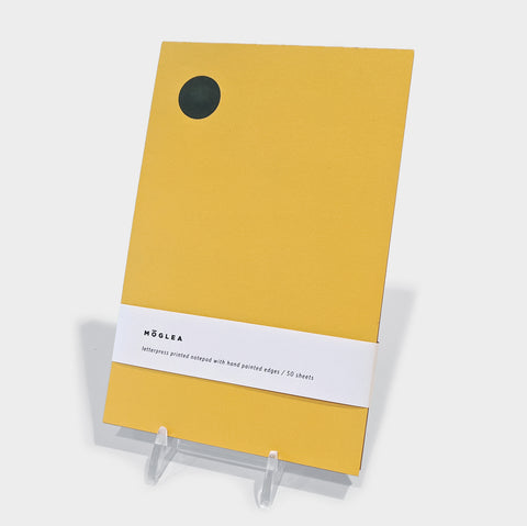The Library Store Dot Pad Yellow