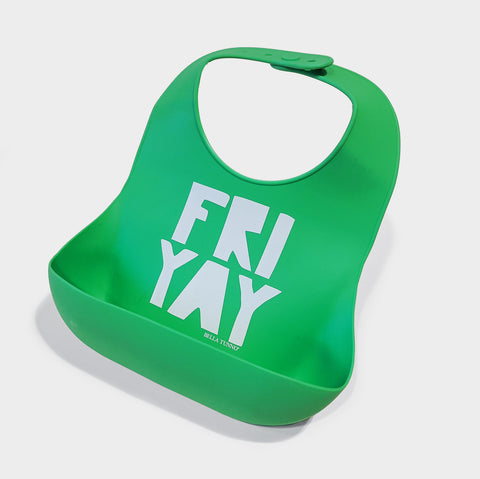 The Library Store Friyay Wonder Bib