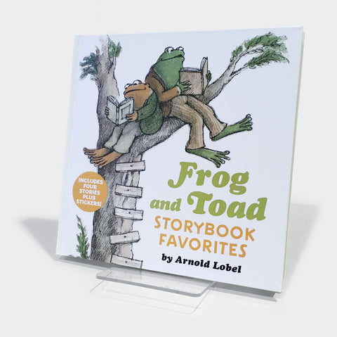 The Library Store Frog & Toad Storybook Favorites