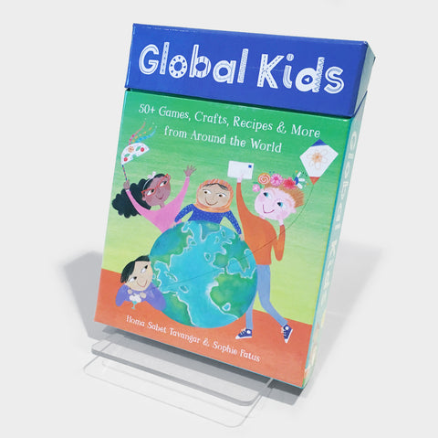 The Library Store Global Kids Activity Set