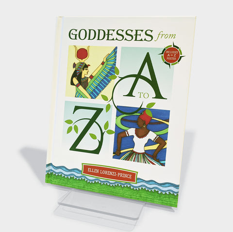 The Library Store Goddesses from A to Z