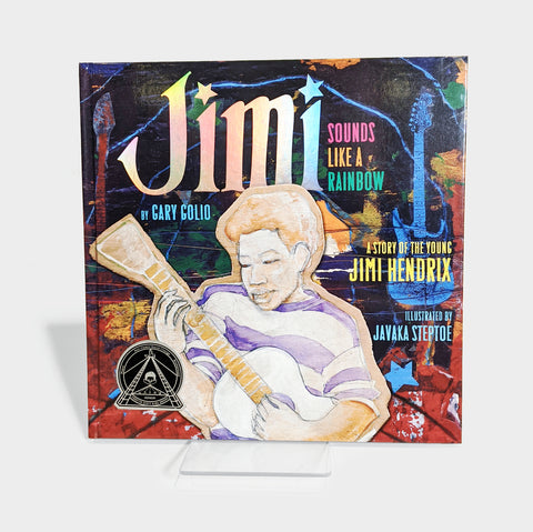 The Library Store Jimi - Sounds Like a Rainbow