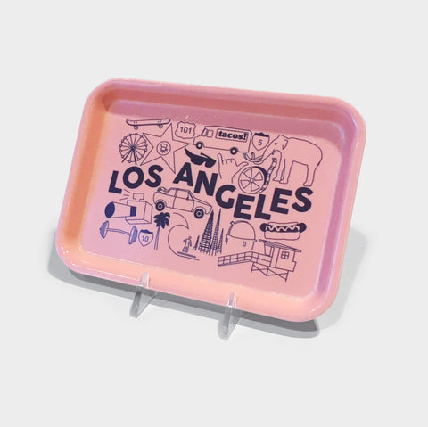 The Library Store Los Angeles Small Tray