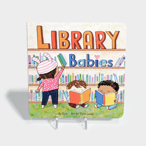 The Library Store Library Babies