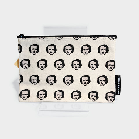 The Library Store Poe-ka Dots Pouch