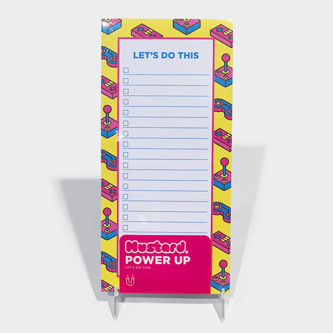 The Library Store Power Up To Do List