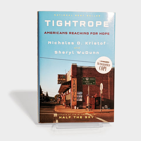 The Library Store Tightrope