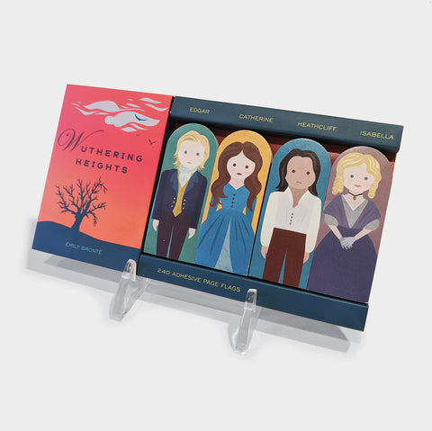 The Library Store Wuthering Heights Page Flags