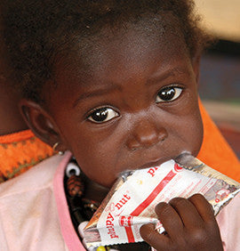 Life-saving Nutrition for a Child for 2 Months