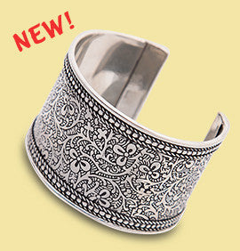 NEW! Stylish Cuff Bracelet