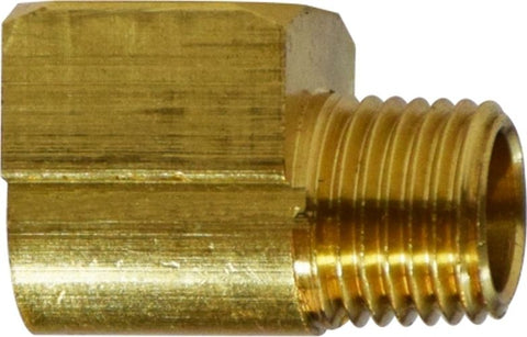midland-28157S-1-4-mipxfip-short-bs-str-elbow-brass-fittings-pipe-90-deg-street-elbow