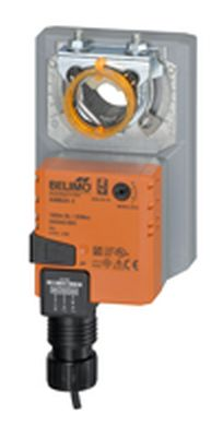 Belimo AMQB24-MFT Damper Actuator 24V AC//DC 140 in-lb NEW FREE SHIPPING