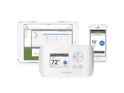 EB-EMSSI-01 | Ecobee | Energy Management System Thermostat