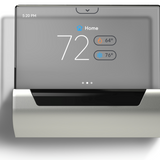 GLAS Thermostat | Wifi Thermostat with Alexa Google Assistant & Cortana by Microsoft by Johnson Controls | SIO2-10000